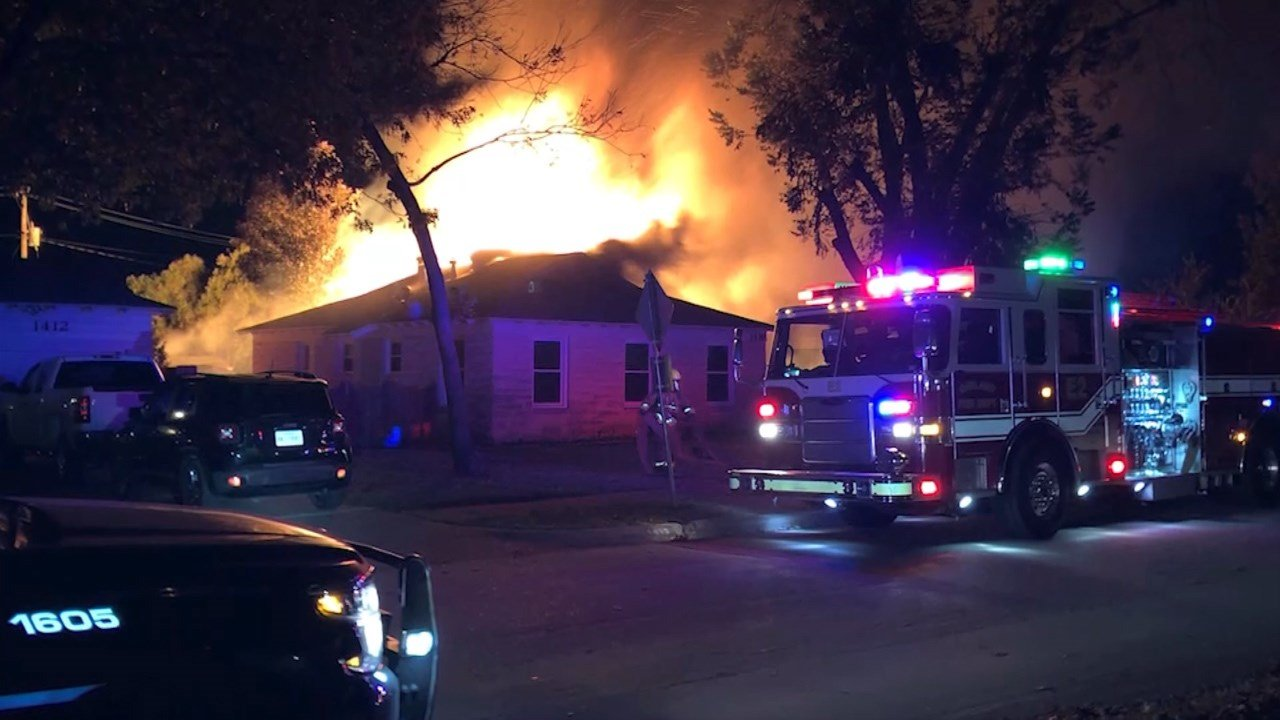 TX House Fire Leaves Four Dead