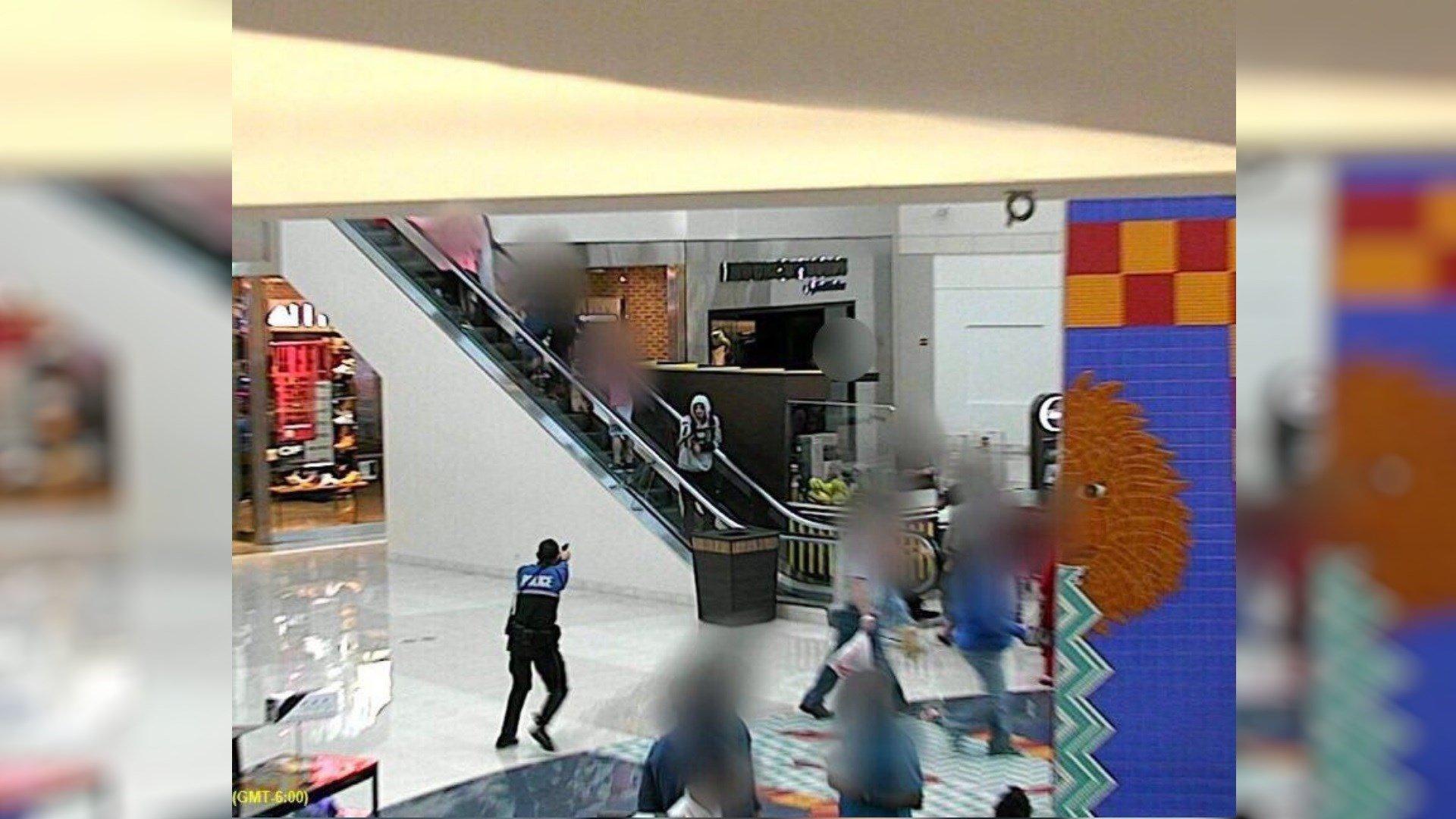 Officer Shoots Mall Theft Suspect that Showed Fake Gun