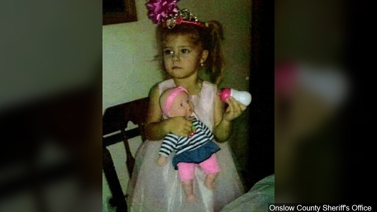 PHOTO: Mariah Kay Woods - Investigators believe missing three-year-old girl is dead.