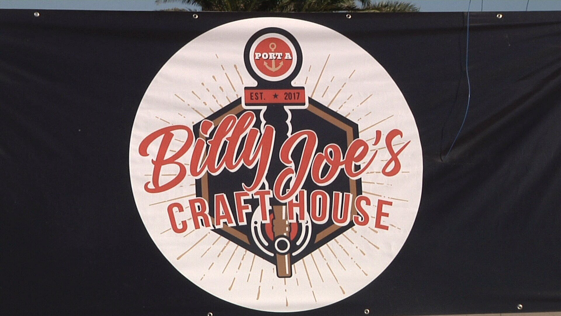 Billy Joe's Craft House is located in Port Aransas and opens its doors on December 4th.