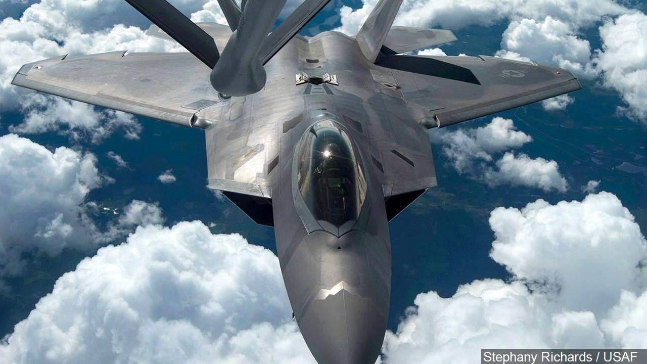 PHOTO: U.S. Air Force F-22 Raptor