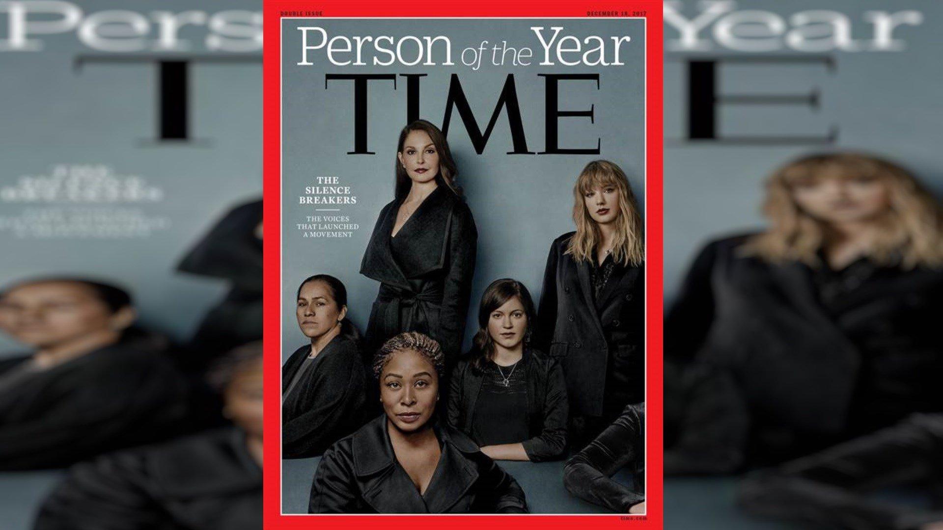 Photo: Time Magazine