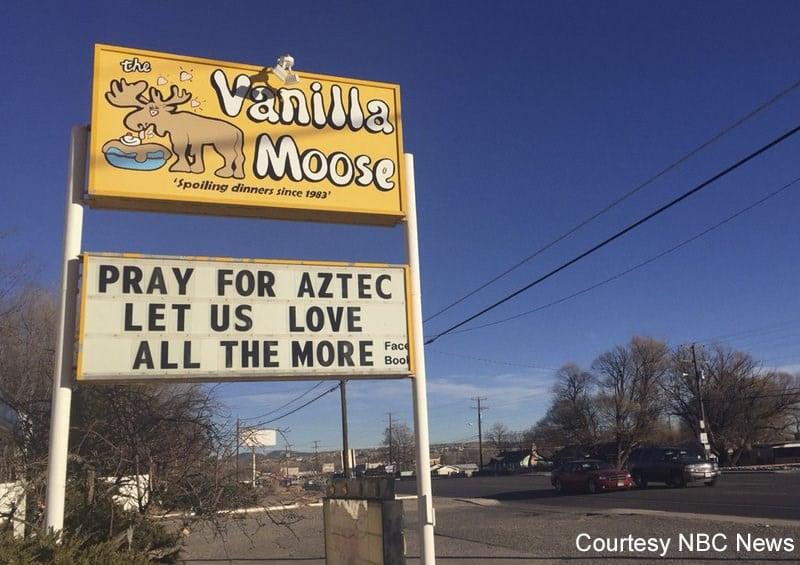 3 dead following school shooting in New Mexico