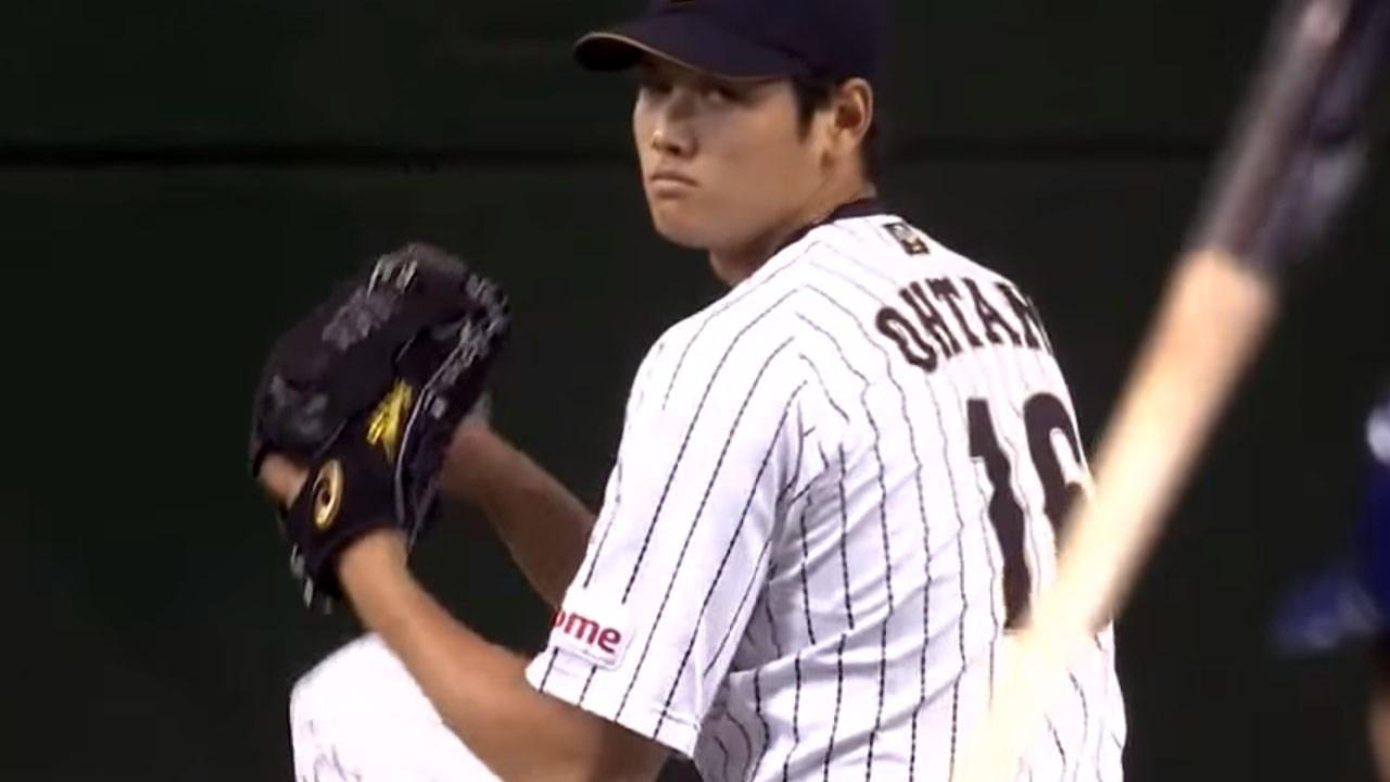 PHOTO: Shohei Ohtani, Japanese professional baseball pitcher and outfielder, Photo Date: 2015 Photo: WBSC