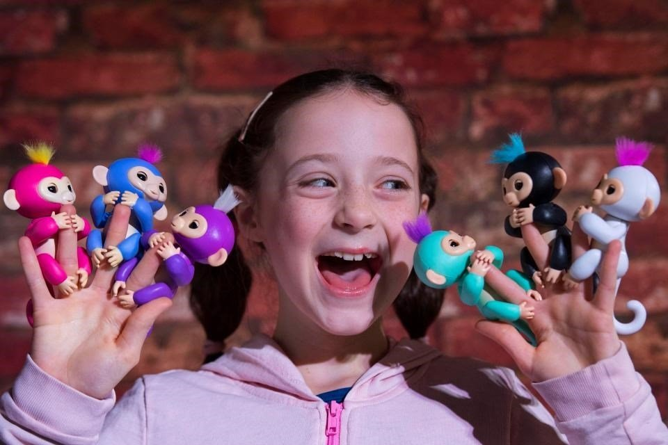 Fingerlings are among the hottest toys of the Christmas Season.