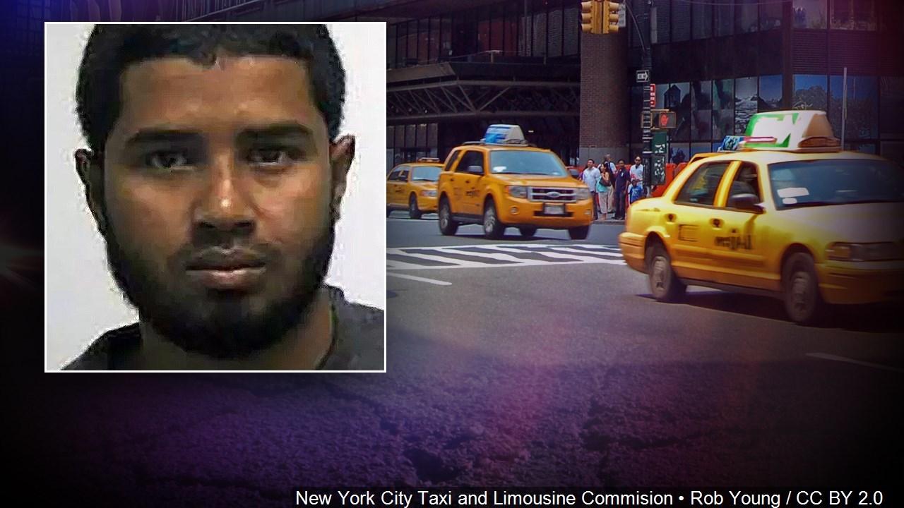 PHOTO: Explosion at New York Port Authority; Suspect Akayed Ullah in Custody