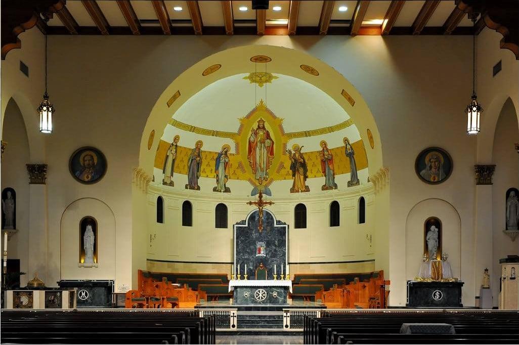 Corpus Christi Cathedral / Facebook