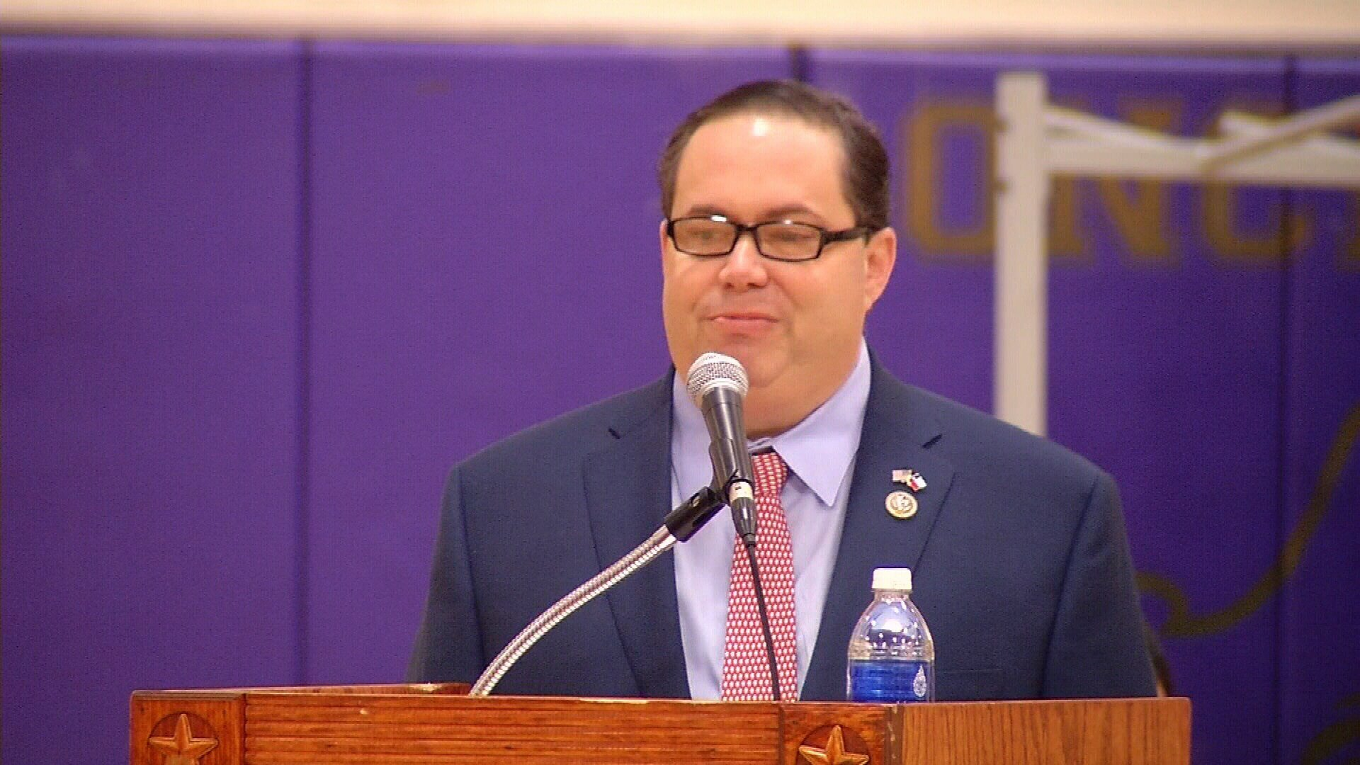 Rep. Blake Farenthold's hometown newspaper is calling on the Congressman to resign after he admitted that he used $84,000 in taxpayer money to settle a sexual harassment lawsuit.