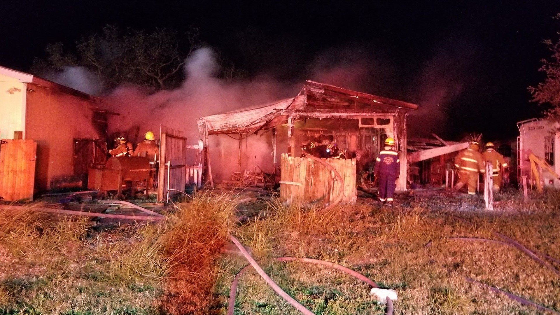 Rockport Volunteer Fire Dept. / Facebook