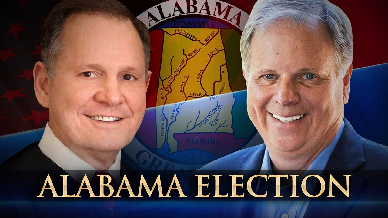 Photo: Supreme Court of Alabama Photo: Doug Jones for Senate