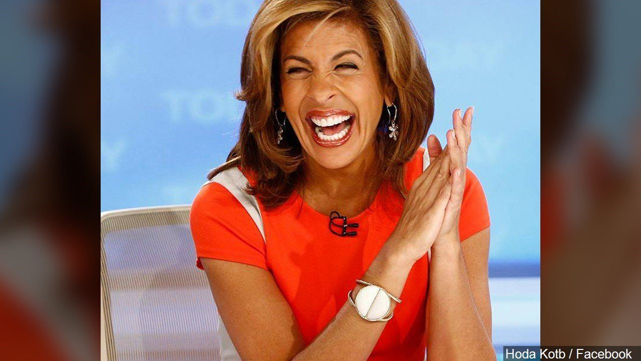 PHOTO: Hoda Kotb is an American television news anchor and TV host known as the co-host of NBC's Today Show's fourth hour with Kathie Lee Gifford.