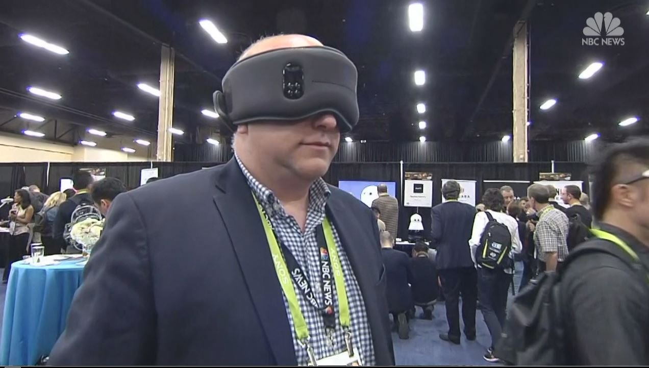 CES show in Las Vegas draws big names from Silicon Valley