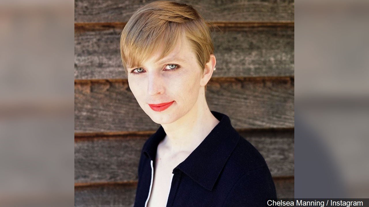 Photo: Chelsea Manning / Instagram