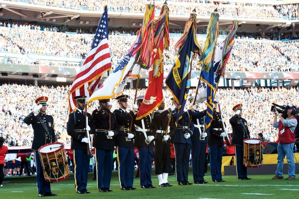 Overseas Troops Cannot Watch NFL Playoffs During Government Shutdown