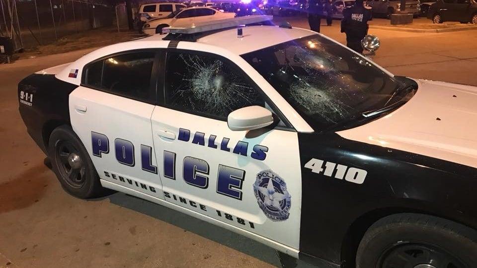 (Courtesy: Dallas Police Association)