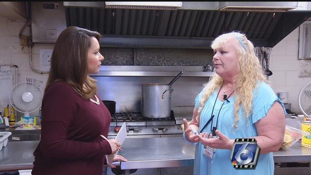 Tina Malone talks with KRIS 6 Anchor Jennifer Lira.