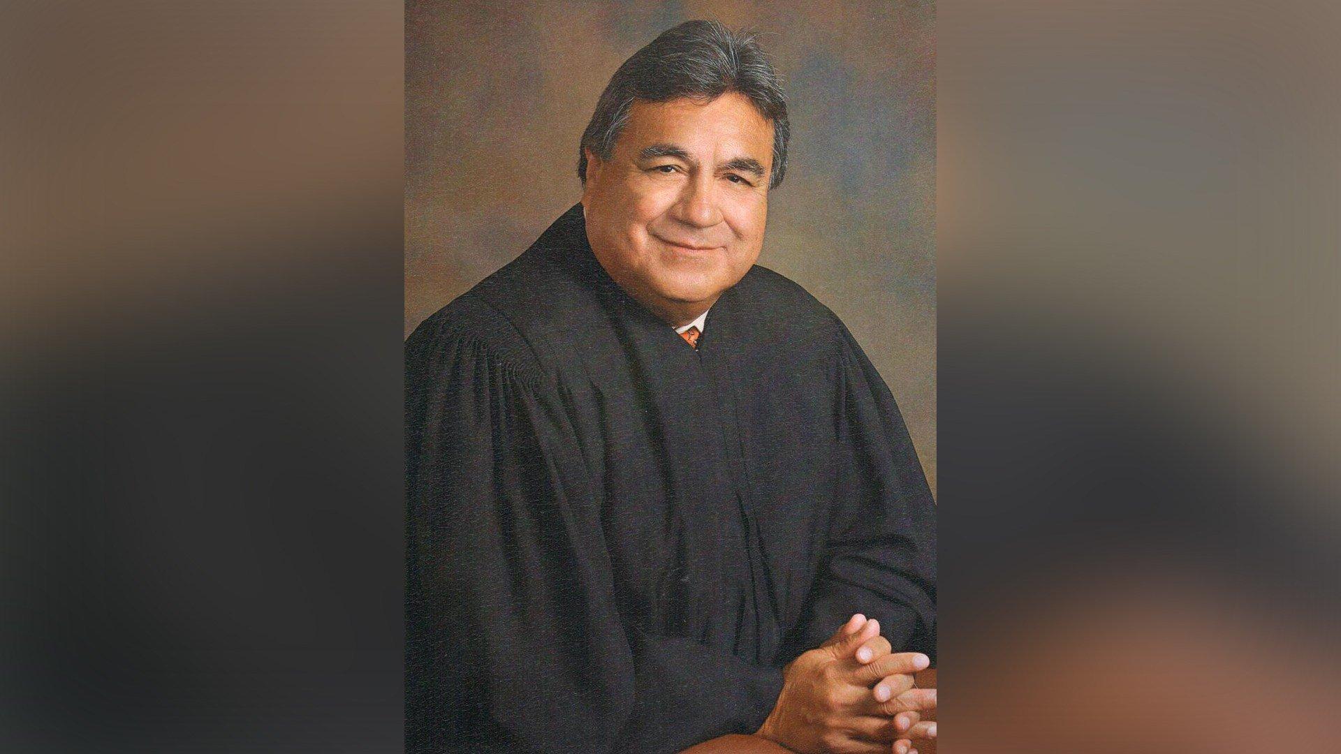 """Judge Rodolfo """"Rudy"""" Delgado - photo Hidalgo County"""