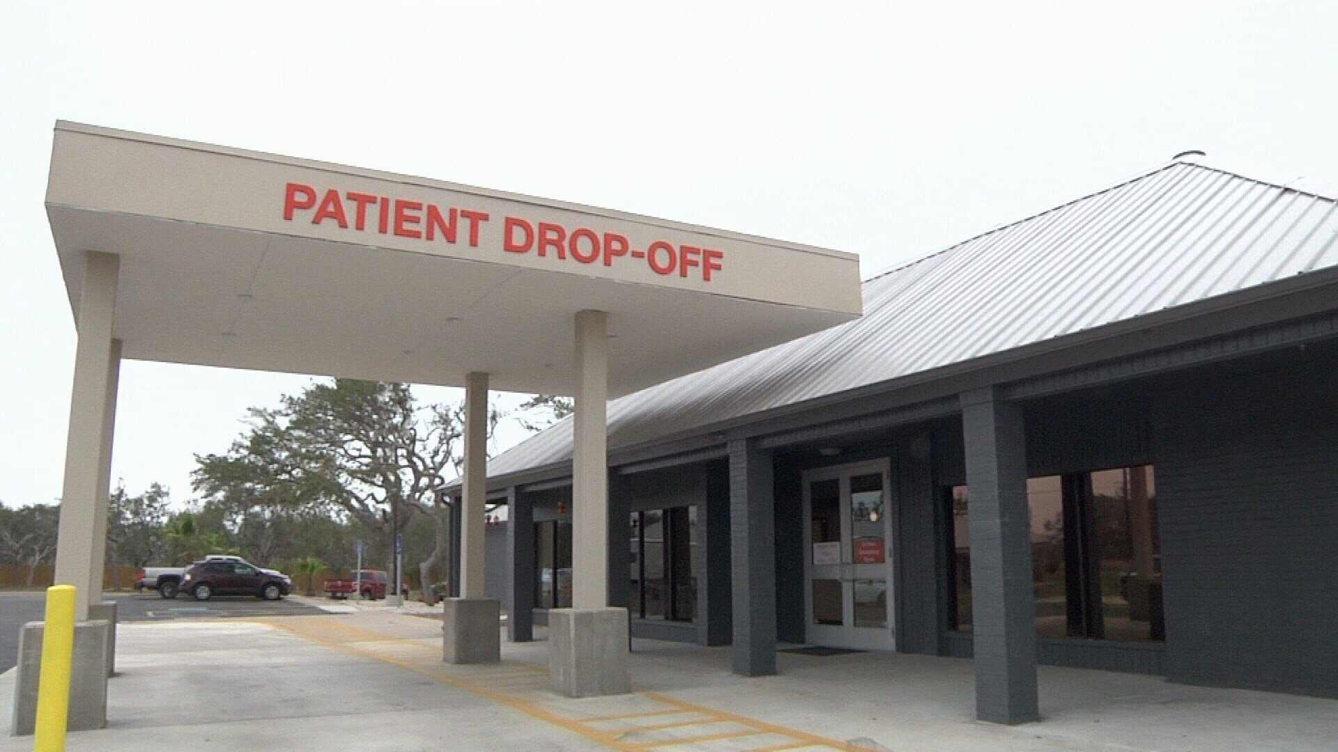 Code 3 Emergency Room, a stand alone facility in Rockport, got a surge of patients after Hurricane Harvey but the law prohibits them from accepting Medicaid or Medicare.
