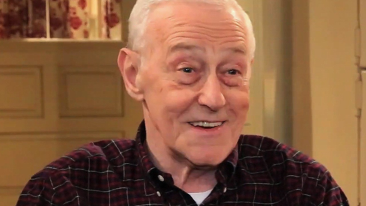 PHOTO: John Mahoney was an English-American actor, voice artist, and comedian, Photo Date: 5/1/2014 (Photo: TV Land / Youtube)