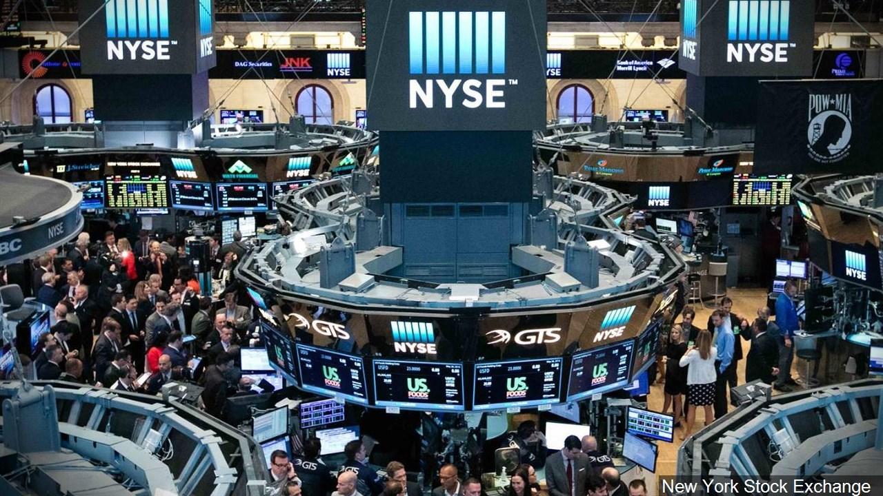 PHOTO: NYSE - New York Stock Exchange