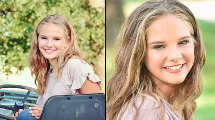 Teen who vanished with 'online predator' dies months after returning home