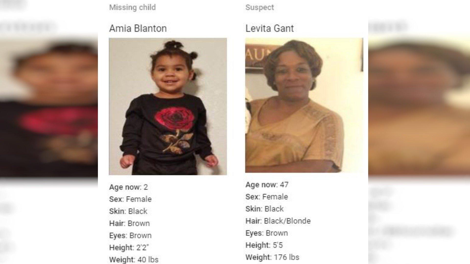 Photo: National Center for Missing and Exploited Children.