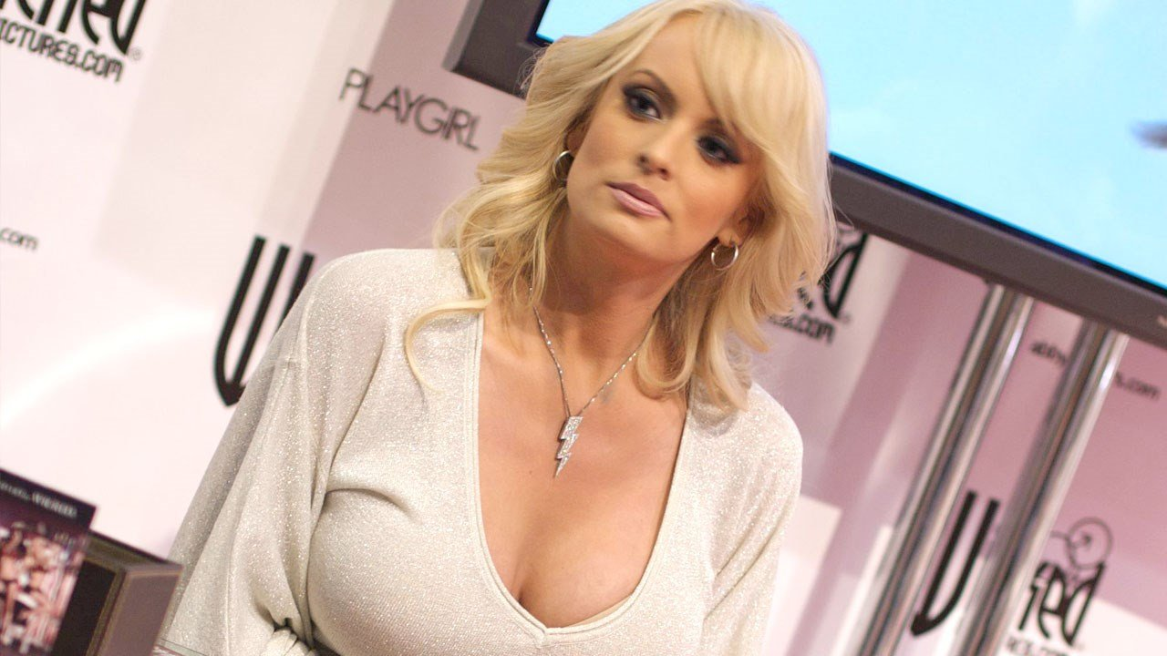 PHOTO: Stephanie Gregory Clifford, American adult film actress best known by her stage name Stormy Daniels, Photo Date: 1/12/2009