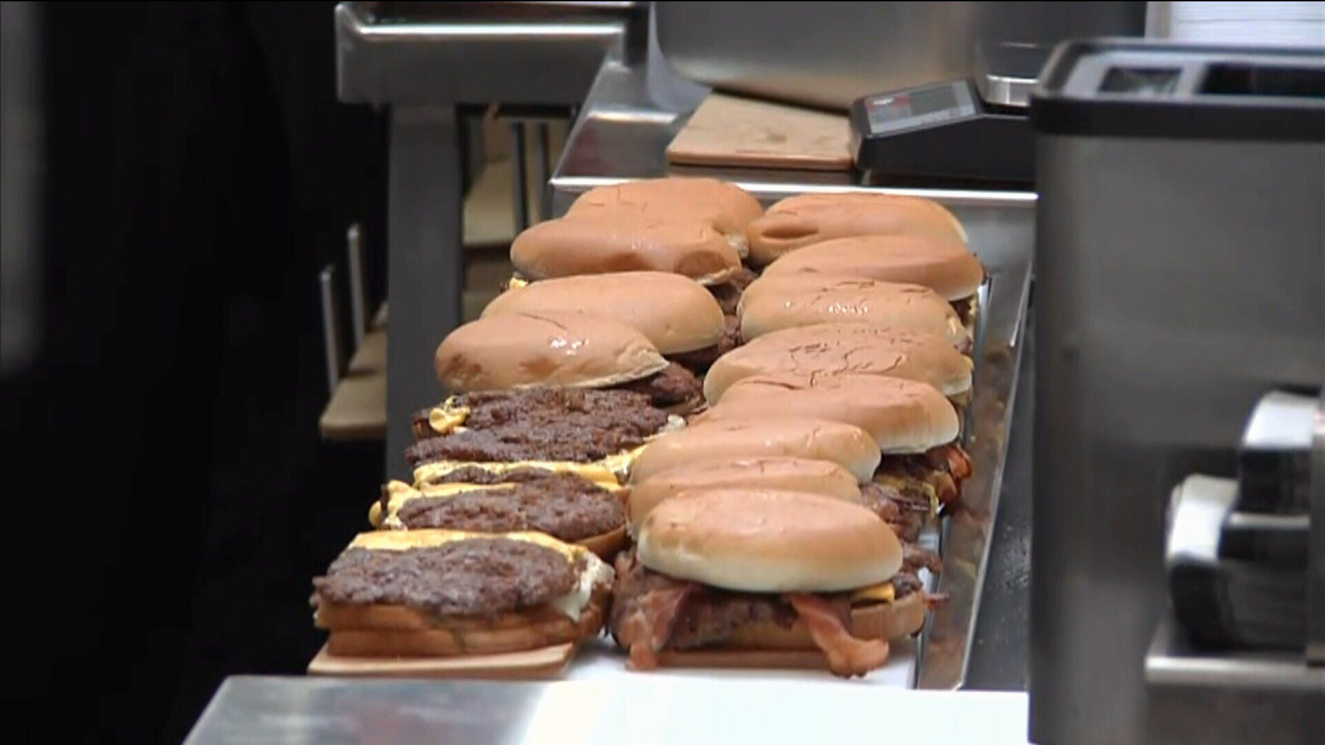 Steak N' Shake is known for his steak burgers and hand-dipped shakes.