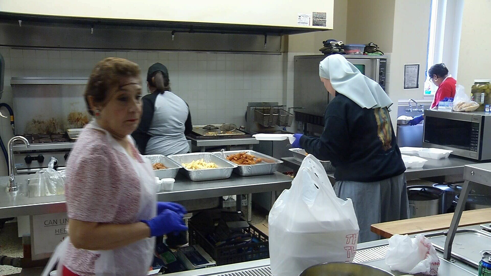 Christ the King Catholic Church is holding a Fish Fry lunch and dinner on Ash Wednesday.