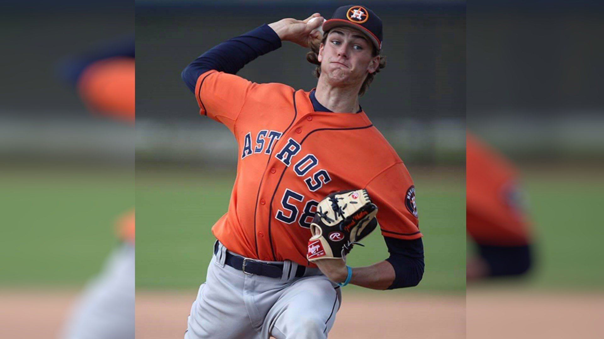 Astros pitching prospect Whitley suspended 50 games for PED violation