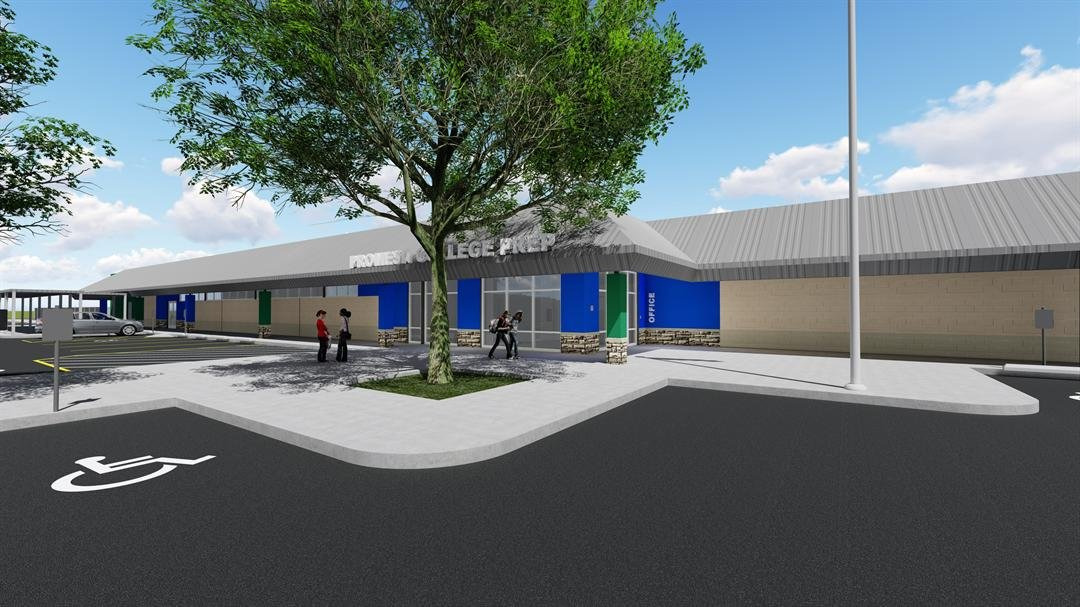 An Austin-based group is looking to open a charter school on the 21-hundred block of Baldwin.