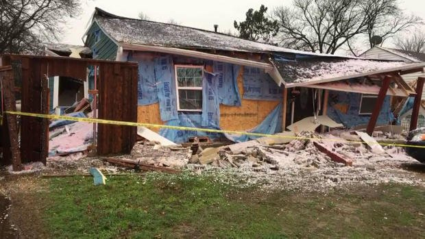 A 12-year-old girl was killed in a house explosion in Dallas last Friday.