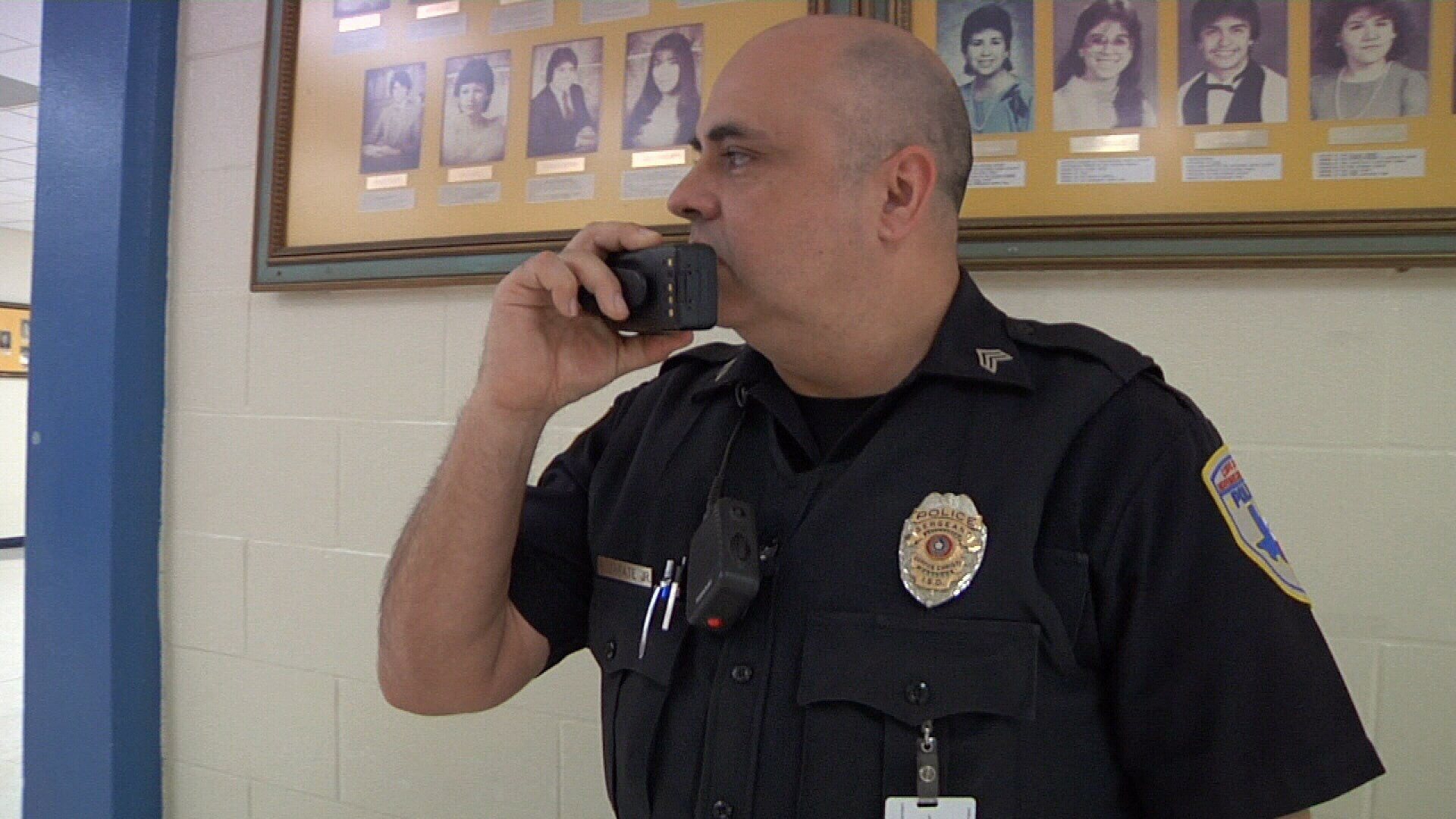 CCISD already has police officers on campus and will increase active shooter drills.