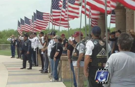 Memorial Day events honor vets