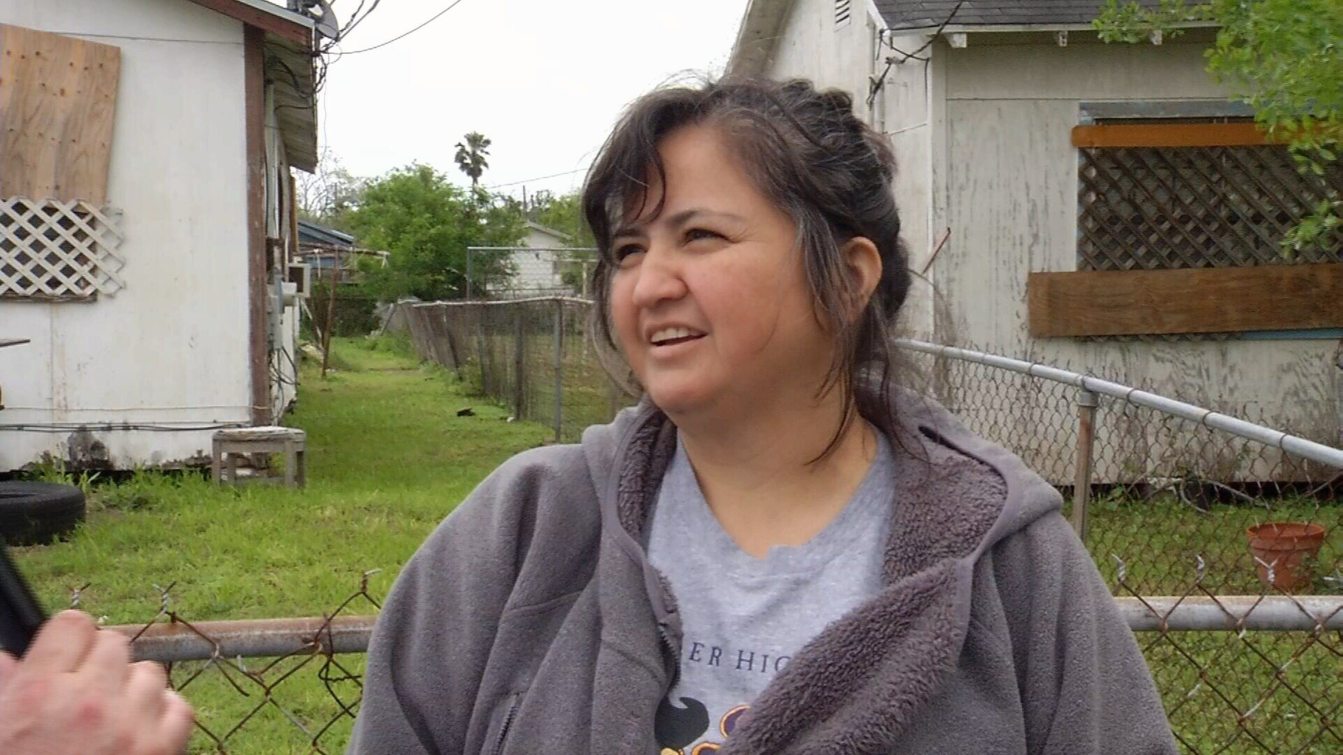 Resident Gloria Cuervo said packs of 10 to 12 aggressive dogs often roam her neighborhood.