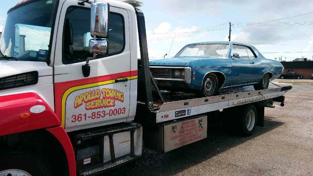 Apollo Towing / Facebook