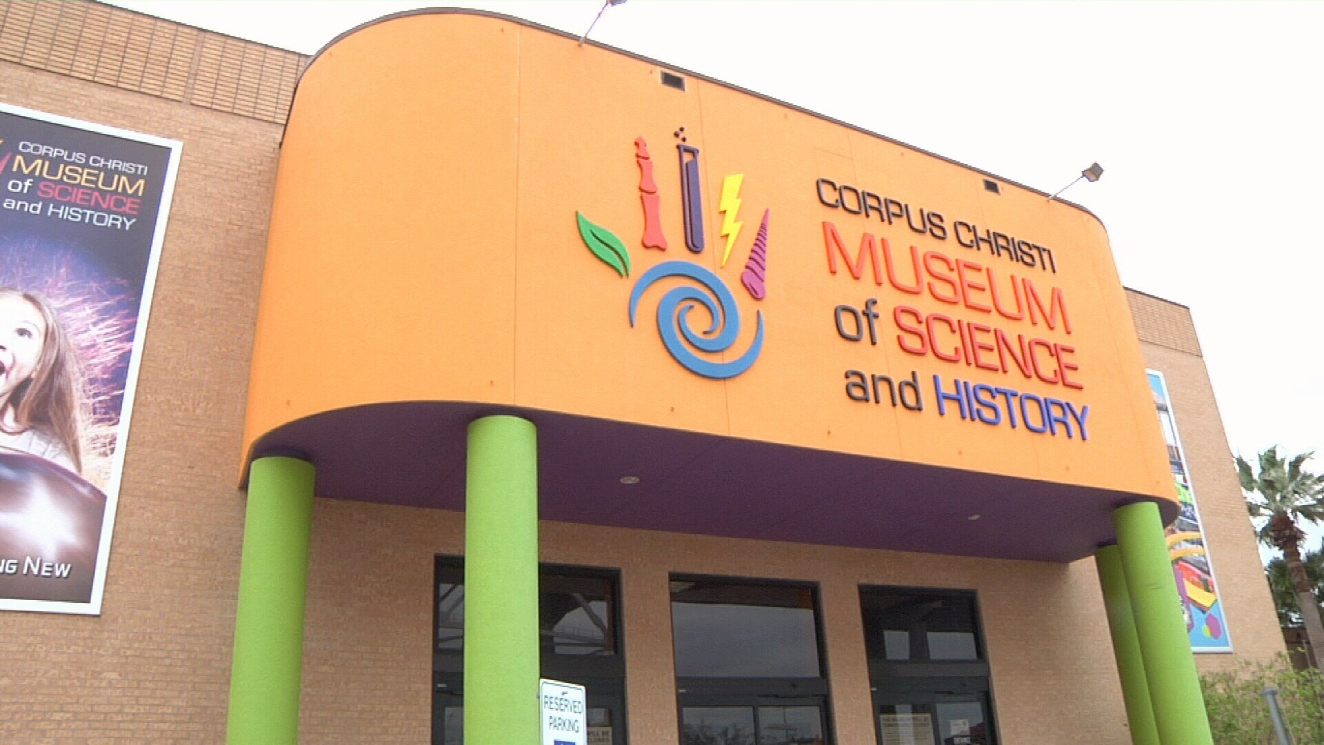 The Museum of Science and History has been closed for nearly five months due to Harvey damage and other problems with the decades old building.