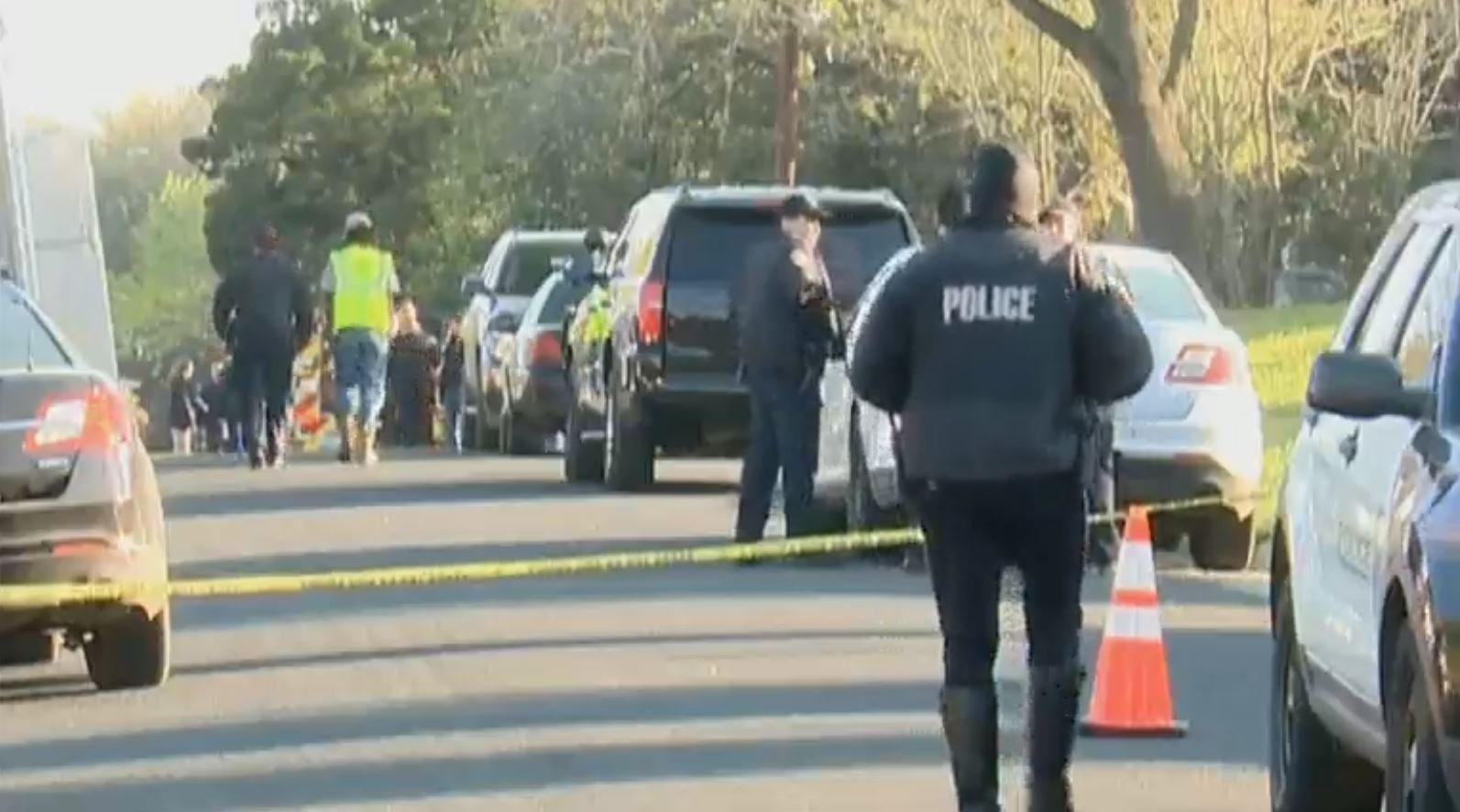Explosion In Austin Texas Leaves One Dead