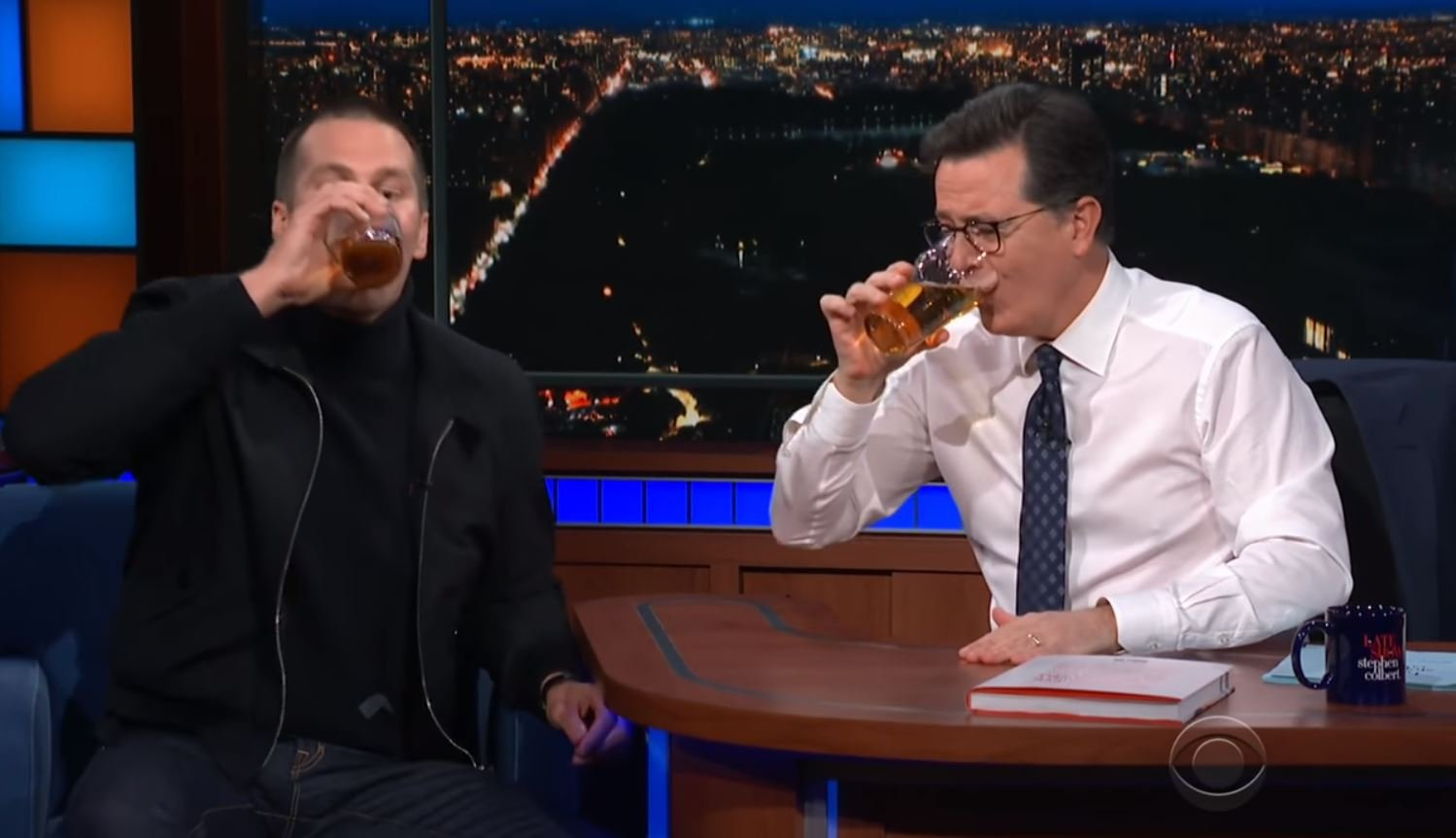 Photo: The Late Show with Stephen Colbert