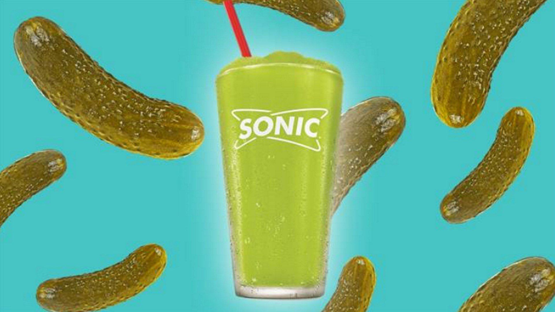 Sonic to roll out pickle juice slushies for summer