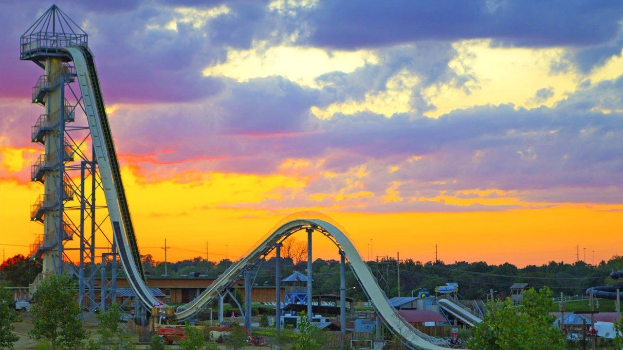 Photo: Schlitterbahn Water Park