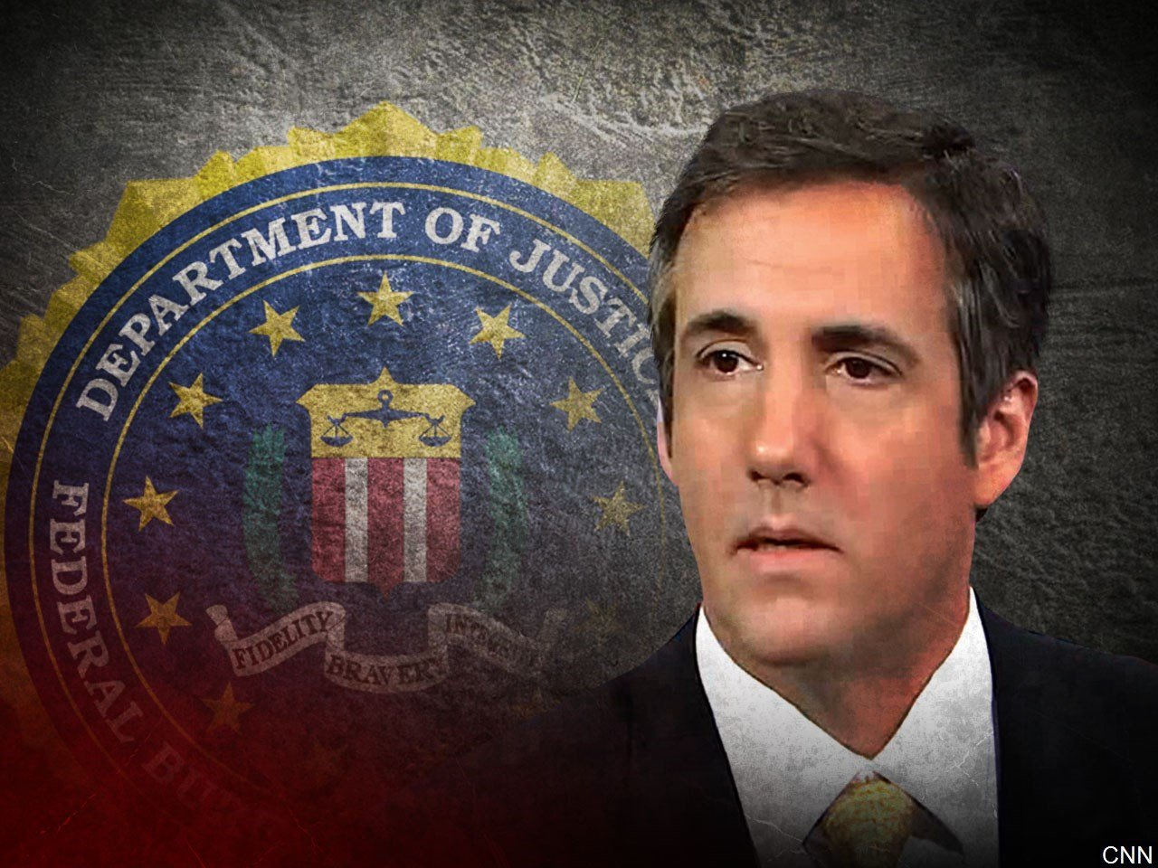 Trump allies fear Federal Bureau of Investigation seized lawyer's conversation tapes