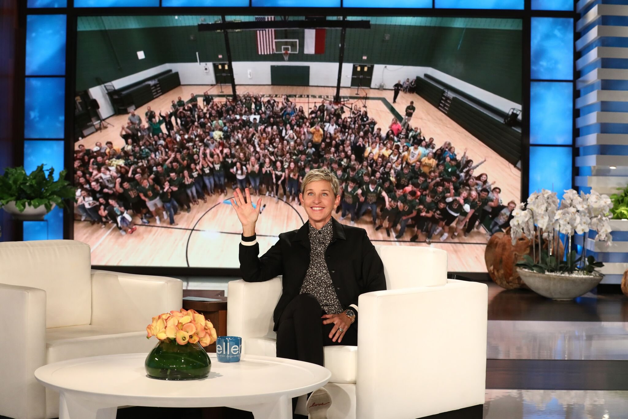 Photo courtesy of The Ellen Show.