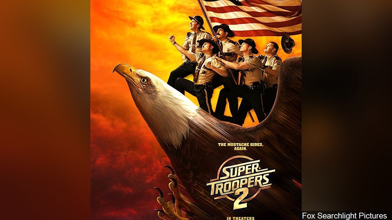 Super Troopers 2 Review: Because Someone Demanded It?