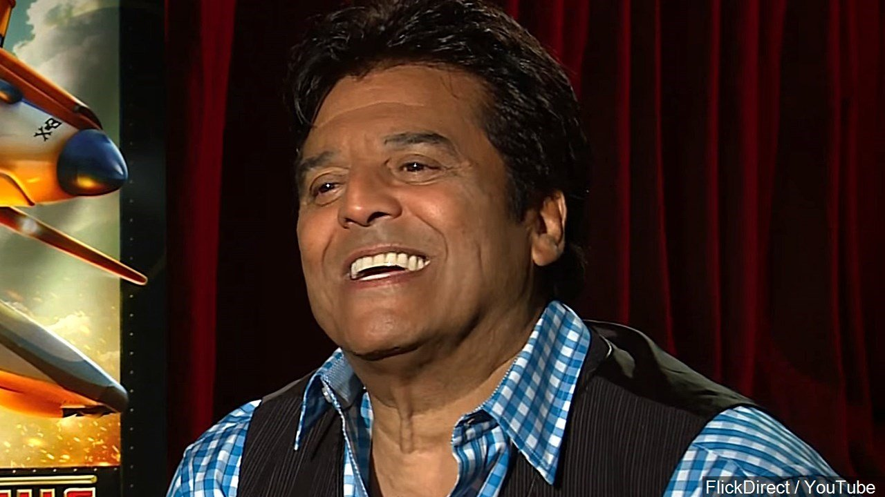 PHOTO: Erik Estrada, Actor best known for his role as Officer Frank Poncherello in the TV show 'CHiPs', Photo Date: 7/14/2014 (Photo: FlickDirect / YouTube)