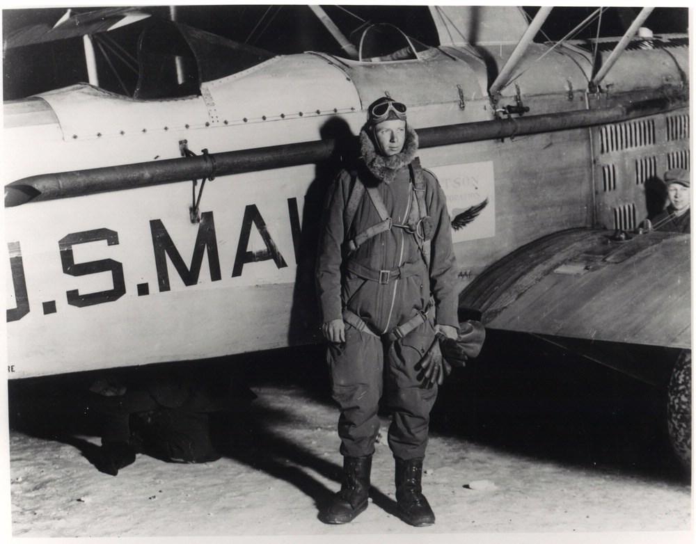 Charles Lindbergh was an air mail pilot