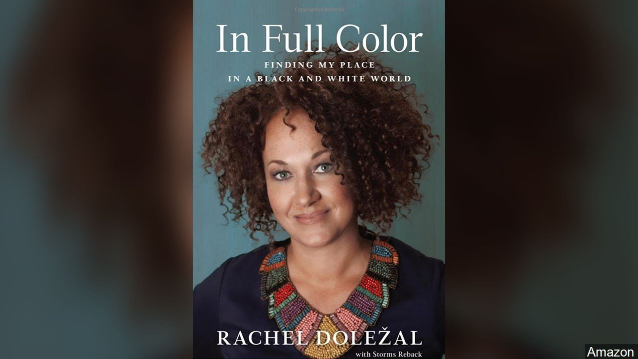 PHOTO: In Full Color: Finding My Place in a Black and White World, by Rachel Dolezal, Photo Date: undated (Photo: Amazon)