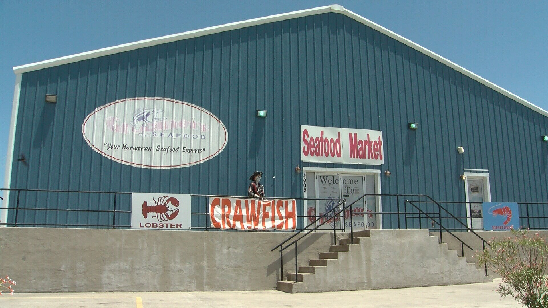 Groomer's Seafood moving to the city's south side.