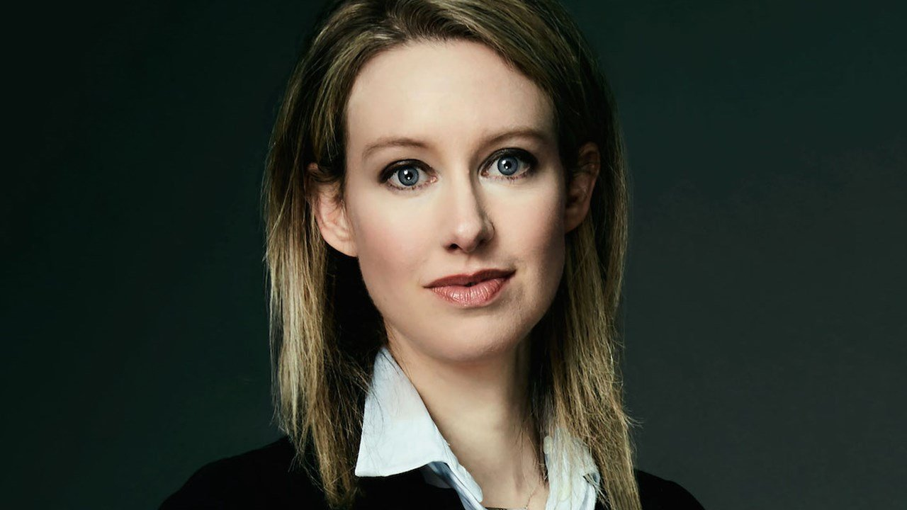 Elizabeth Holmes, former head of medical tech company Theranos. Photo: Theranos