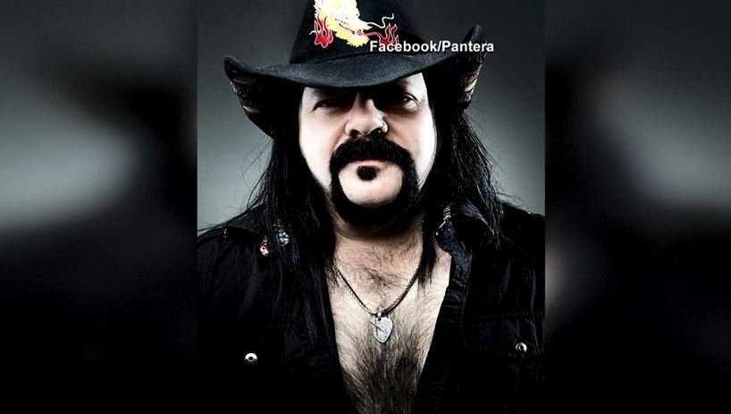 Photo: Vinnie Paul, co-founder of Pantera (Courtesy: Facebook)